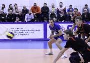 14-15 января прошли первые игры домашнего тура Чемпионата России Высшей Лиги