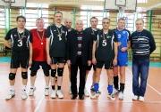 команда АКОС - победитель турнира ветеранов старше 50- лет.