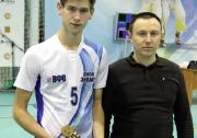 лучший игрок Первенства РТ среди юношей 2000-2001 г.р.  Алексей Болотов (Кукморский район)