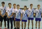 команда Кукморского  района ( тренер Айрат Вахитов) заняла третье место в Первенстве РТ среди юношей 2000-2001 г.р.