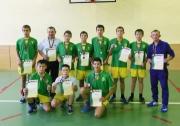 команда юношей Балтасинского района ( тренер Радиф Сулейманов) заняла второе место в Первенстве РТ  по волейболу среди юношей 2002-03 г.р. сельских районов и малых городов