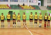 Первенство РТ среди девушек 2002-2003 г.р. в Бугульме