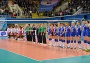 Первый день Чемпионата Европы среди женщин-полицейских