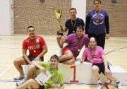 Первые официальные волейбольные соревнования Иннополиса