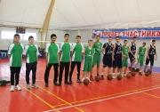 юные баскетболисты ДЮСШ Буинска