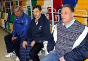 ведущие детские тренеры г. Казани Анатолий Люлин, Виктор Макаров и Фанис Садыков