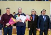 вручение Благодарственных писем от МДМС РТ м.с.м.к. Юлии Хамитовой