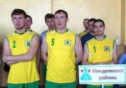 Зональные игры сельских команд Спартакиады