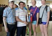 Закрыть Встреча в аэропорту команды ПГАФКСиТ -чемпионов Универсиады