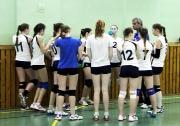 тайм-аут сборной команды девушек Татарстан берет главный тренер Анатолий Люлин