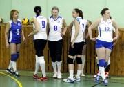 прославленная женская команда ветеранов Динамо