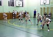 момент встречи сборной девушек Татарстана и Динамо 3:2