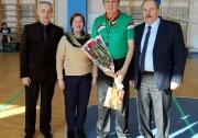 поздравление судьи Федерации волейбола РТ Халита Хусаинова с 55- летним Юбилеем