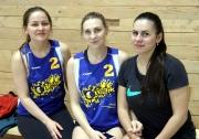 участники турнира : Миля Валеева, Мария Кондратьева и Регина Хасанова