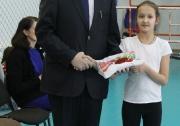 Спортивный праздник «Посвящение в юные волейболисты»