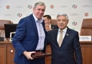 Отчетная Конференция Федерации волейбола РТ