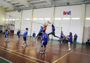 Зональные соревнования по волейболу Дивизиона «Б»