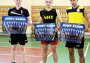 лучшие игроки зональных игр : Зуфар Галиев из АПТ, Юрий Соболев из ЛНТ, Ленар Шакирзянов из БАК