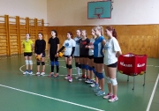 Тренировки сборных команд юношей и девушек РТ 2003-04 г.р.