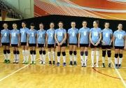 команда девушек С/Петербурга ( Калининская)