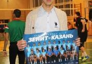 лучший игрок команды КФУ Азат Кадыров