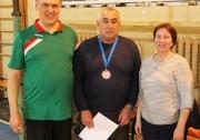 награждение тренера КГАСУ Фоата Касимова бронзовыми медалями