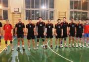 команда КГАСУ ( тренер Фоат Касимов) заняла третье место