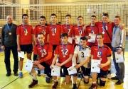 команда КНИТУ/КХТИ (тренер Дмитрий Кашкин) заняла второе место