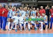 Волейболистки России завоевали путёвку в Рио