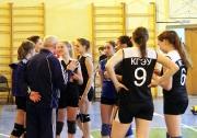 Спартакиада ВУЗов РТ по волейболу среди женских команд 1 группы