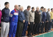 тренеры и почетные гости Первенства РТ в Алексеевске