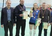 тренеры и капитан команды Сармановского района с победным Кубком