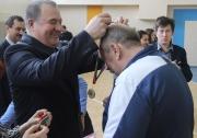 Финал Спартакиады ПОО по волейболу среди юношей городов 2017 г.