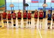 женская команда КГАСУ ( тренер Елена Баченина)