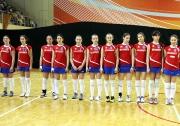 команда девушек Ставропольского края