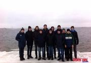 Встреча на вокзале команды юношей Татарстана из Волгограда