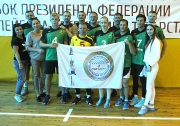 Зона Кубка Президента ФВРТ среди промпредприятий в Елабуге