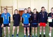 мужская команда Мамадышского сельского муниципального района ( тренер Ильгиз Ахметшин) заняла третье место