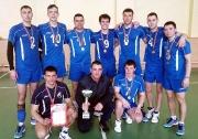 мужская команда Сабинского сельского муниципального района ( тренер Марс Сабиров ) заняла первое место