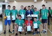 Третье место досталось команде КГАУ - Казанского аграрного университета - (тренер Дмитрий Елистратов).