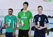 Лучшие игроки соревнований:   Рафис Шакирзянов (КГАУ),  Денис Мартынов (КГАВМ),  Нияз Габбасов (НЧИ КФУ)