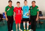 Фарид Мухаметшин открыл Всероссийский волейбольный турнир
