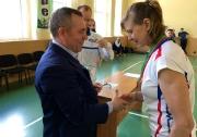 Финальные игры Чемпионата РТ среди женских команд сельских район