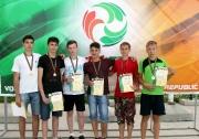 Первенство Республики Татарстан по пляжному волейболу среди команд юношей и девушек 2000-2001