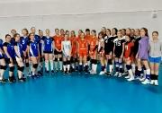 Всероссийский турнир по волейболу среди девушек памяти заслуженного тренера России Александра Васильевича Воробьева