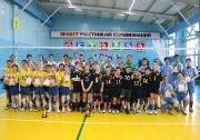 Турнир детских команд в Альметьевске, посвященaный Дню Отечества