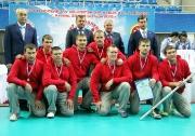 команда «РИТЭК-Уралойл» заняла второе место в Турнире по волейболу на Кубок В.И. Грайфера