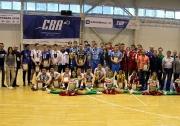 общая фотография команд -победителей и призеров отборочных игр к V летней Всероссийской Универсиаде ( этапПФО).