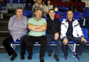 почетные гости церемонии награждения отборочных игр V Летней Всероссийской Универсиаде