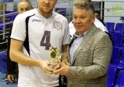 лучший игрок отборочных игр к V летней Всероссийской Универсиаде ( этапПФО) : Андрей Тарасов (ПГНИУ)